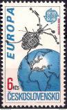 Poštovní známka Československo 1991 Evropa CEPT Mi# 3084 Po# 2976