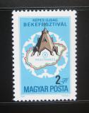 Poštovní známka Maďarsko 1984 Mírový festival Mi# 3690