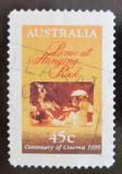 Poštovní známka Austrálie 1995 Filmový plakát Mi# 1486