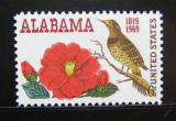 Poštovní známka USA 1969 Alabama Mi# 985
