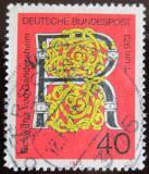 Poštovní známka Německo 1973 Roswitha of Gandersheim, básnířka Mi# 770