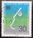 Poštovní známka Německo 1973 Setkání protestantů Mi# 772