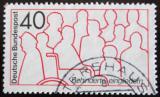Poštovní známka Německo 1974 Rehabilitace Mi# 796
