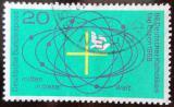 Poštovní známka Německo 1968 Den německých katolíků Mi# 568
