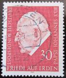 Poštovní známka Německo 1969 Papež Jan XXIII. Mi# 609