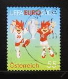 Poštovní známka Rakousko 2008 ME ve fotbale Mi# 2706