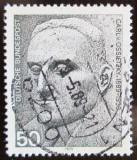 Poštovní známka Německo 1975 Carl von Ossietzky, publicista Mi# 871