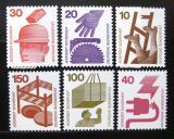 Poštovní známky Německo 1972 Prevence proti nehodám ročník Kat 11.10€