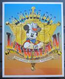 Poštovní známka Guyana 1996 Disney, Mickey Mouse Mi# Block 512