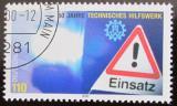 Poštovní známka Německo 2000 Pomoc při katastrofách Mi# 2125