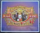 Poštovní známka Guyana 1996 Disney, Mickey Mouse Mi# Block 511