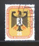 Poštovní známka Západní Berlín 1956 Městský znak Mi# 137