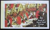 Sešitek Velká Británie 1990 Život v Londýně SC# BK154 Kat $37.50