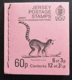Sešitek Jersey 1974 Ochrana přírody