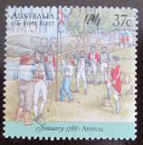Poštovní známka Austrálie 1988 Australská kolonizace Mi# 1078