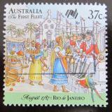 Poštovní známka Austrálie 1987 Kolonizace Mi# 1048