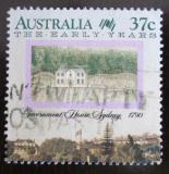 Poštovní známka Austrálie 1988 Historie Mi# 1106