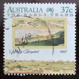 Poštovní známka Austrálie 1988 Kolonizace Mi# 1110