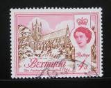 Poštovní známka Bermudy 1962 Katedrála Mi# 165