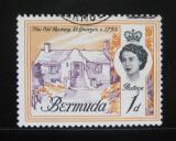 Poštovní známka Bermudy 1962 Stará fara Mi# 162