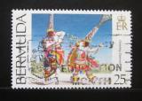 Poštovní známka Bermudy 1994 Tanečníci Mi# 665