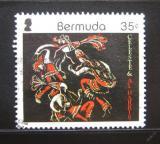 Poštovní známka Bermudy 2008 Plakát Mi# 946