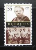 Poštovní známka Bermudy 2007 Adele Tucker Mi# 929