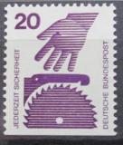 Poštovní známka Německo 1974 Prevence nehod Mi# 696 D