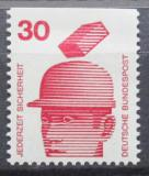Poštovní známka Německo 1974 Prevence nehod Mi# 698 C