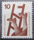 Poštovní známka Německo 1972 Prevence nehod Mi# 696 A