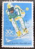 Poštovní známka Austrálie 1984 Lyžování Mi# 878