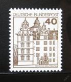 Poštovní známka Německo 1980 Wolfsburg Mi# 1037