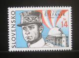 Poštovní známka Slovensko 2003 Milan Štefanik Mi# 452