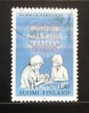 Poštovní známka Finsko 1984 Stomatologie Mi# 948