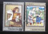 Poštovní známky Finsko 1975 Evropa CEPT Mi# 764-65