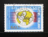 Poštovní známka Finsko 1972 Zeměkoule Mi# 703