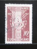 Poštovní známka Finsko 1947 Poštovní spořitelna Mi# 335