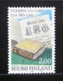 Poštovní známka Finsko 1984 Zákoník z roku 1734 Mi# 950