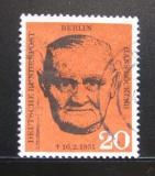 Poštovní známka Západní Berlín 1961 Hans Bockler Mi# 197