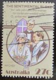 Poštovní známka Austrálie 1983 Folklór Mi# 852