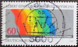 Poštovní známka Německo 1979 Fotoelektrický efekt Mi# 1019