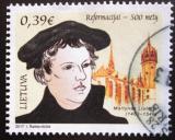 Poštovní známka Litva 2017 Martin Luther Mi# 1234