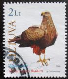 Poštovní známka Litva 2000 Luňák hnědý Mi# 732