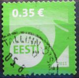 Poštovní známka Estonsko 2011 Poštovní roh Mi# 700