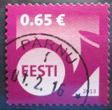 Poštovní známka Estonsko 2013 Poštovní roh Mi# 753