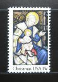 Poštovní známka USA 1980 Vánoce Mi# 1450