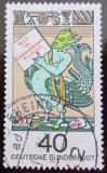 Poštovní známka Německo 1976 Simplicissimus Teutsch Mi# 902