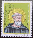 Poštovní známka Německo 1980 Svatý Benedikt z Nursie Mi# 1055