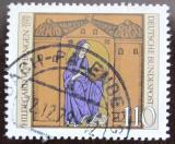 Poštovní známka Německo 1979 Hildegard von Bingen Mi# 1018