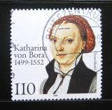Poštovní známka Německo 1999 Katarina von Bora Mi# 2029